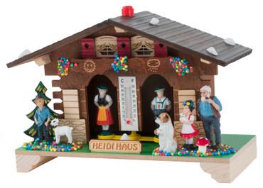 833 Heidi Wood German Weather House