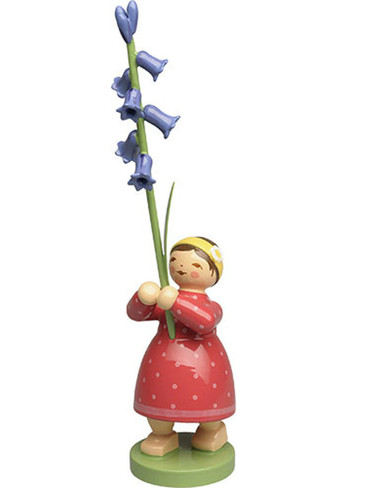 5248-27 Wendt and Kuhn Girl with Hyacinth