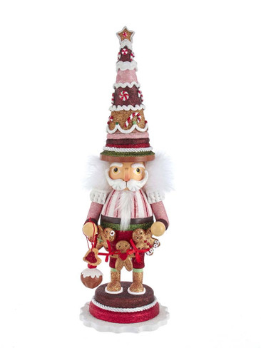 HA0531 Gingerbread Tree Hat Hollywood Nutcracker