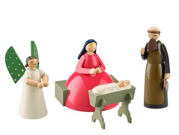 5250-Set1 Wendt and Kuhn Nativity Set