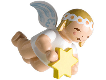 6307-51 Marguerite Angel with Star Ornament from Wendt and Kuhn
