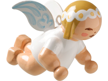 6307 Marguerite Angel Ornament from Wendt and Kuhn