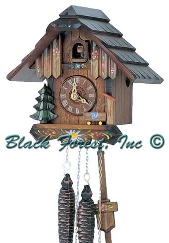 63-10 Chalet 1 Day Cuckoo Clock