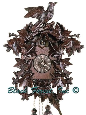 8T1472-11 Anton Schneider 8 Day Cuckoo Clock