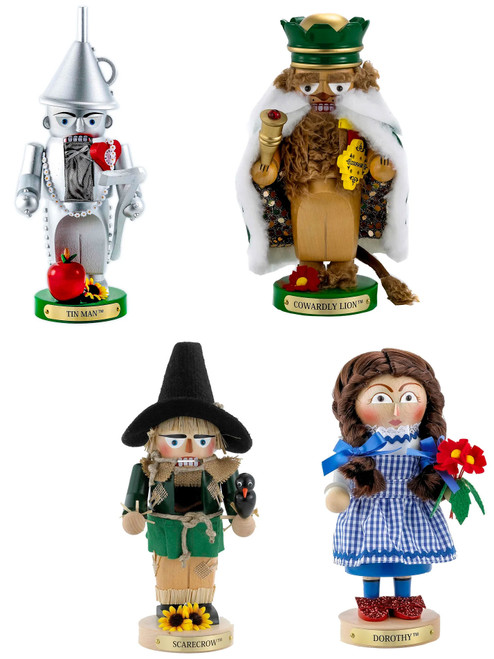 S1577-80 Wizard of Oz Nutcracker Set
