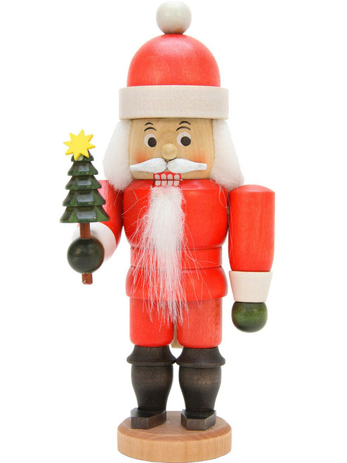 32-607 Christian Ulbricht Santa with Tree Nutcracker