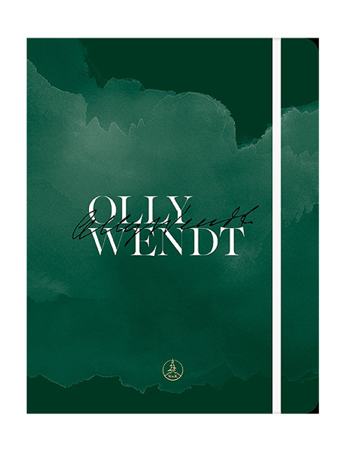EB2021 Book about Olly Wendt in German Language from Wendt and Kuhn