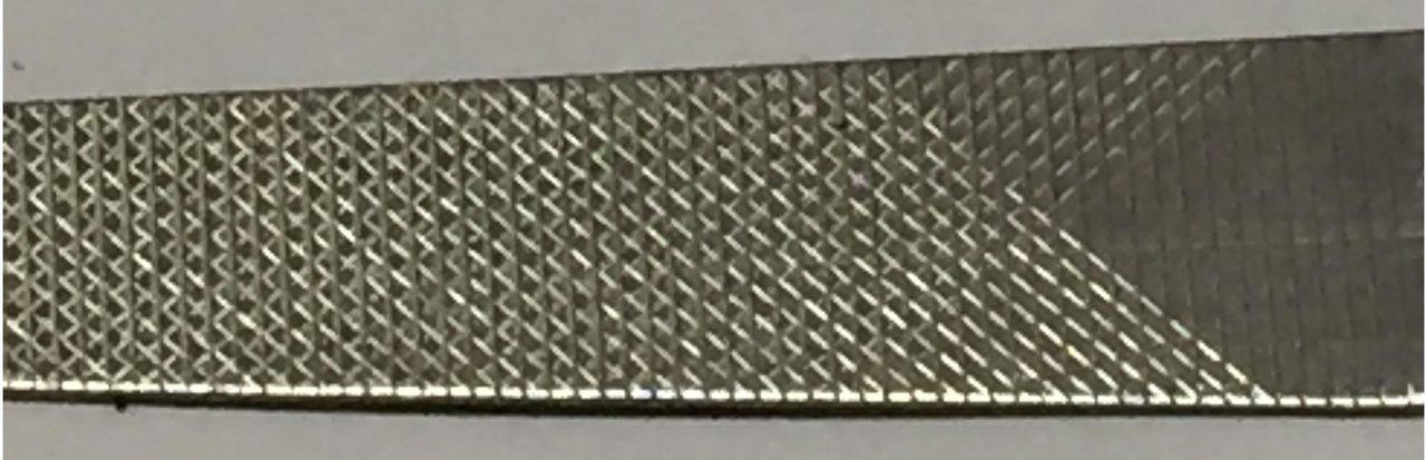 A close up look at the nail files design