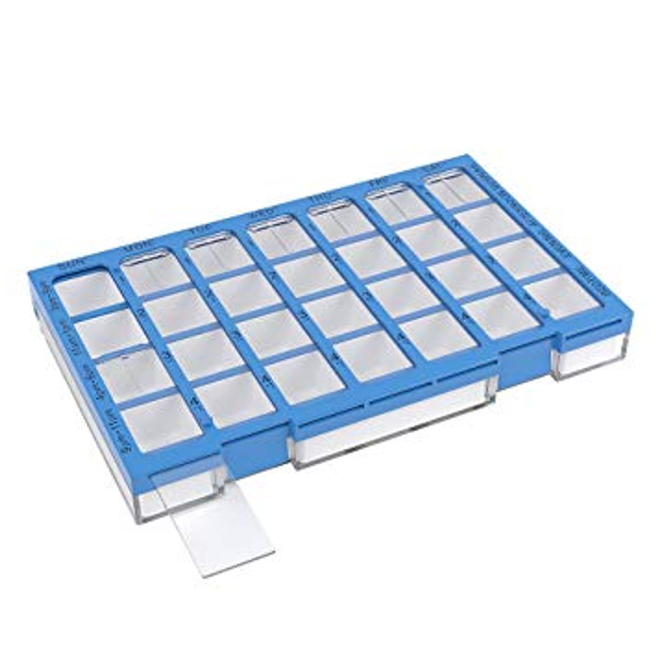 Super Jumbo Size 7 day 4 Times a Day Pill Organizer