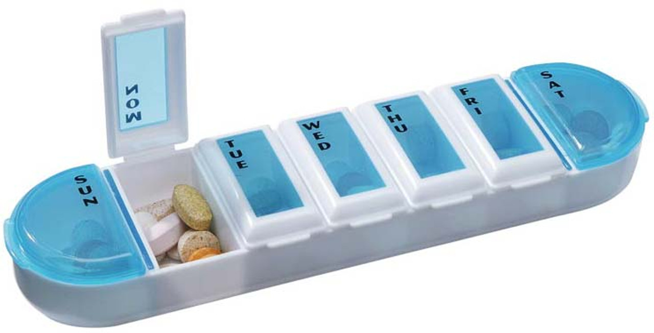 Modern 7 Day Pill Organizer
