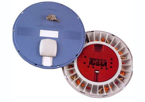 High quality automatic pill dispenser.