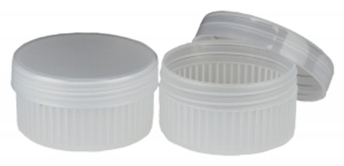 This 2 Pack screw top jars allow you to put anything of value and screw the top on.