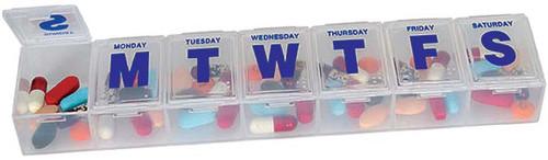 Jumbo 7 Day Pill Organizer