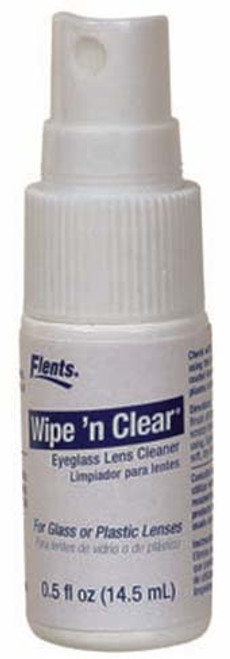 Flents Eyeglass Lens Cleaner for Glass or Plastic lenses