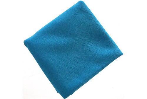 Reusable lens cleaning cloth.
