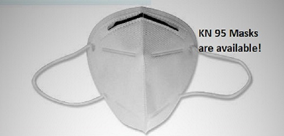KN95 Masks in stock