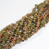 Unakite Beads | Chips