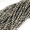 Dalmation Jasper Round Beads 6mm | $2.85 Wholesale