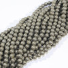 Pyrite Rounds 8mm