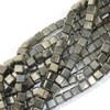 Pyrite Cubes 10 x 10 mm Cubes