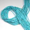 Kingman Turquoise Block 2-3mm Heishi | $4.30 wholesale