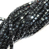 Hematite Faceted Drums | 10 plus strands only $0.65!