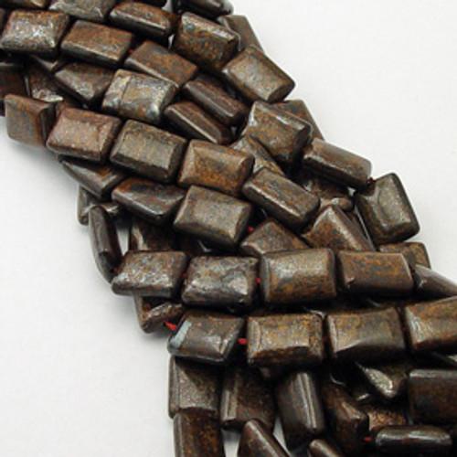 Bronzite Rectangle, 13X18