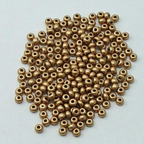 Gold, Metallic Matte