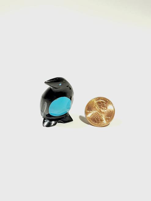 Penguin Fetish-Calvert Bowannie   Belgian Black Marble