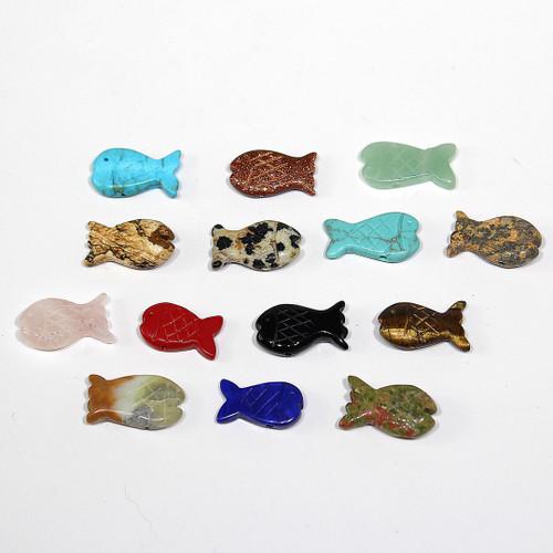 Fish Beads | 50 CT Mixed Bag