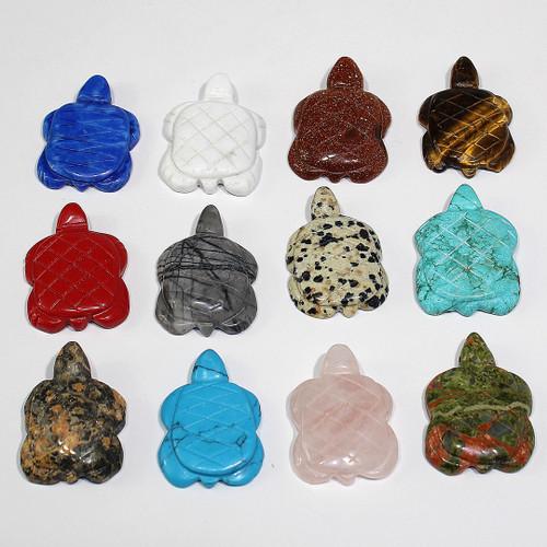 Turtle Pendants | 35 CT Mixed Bag