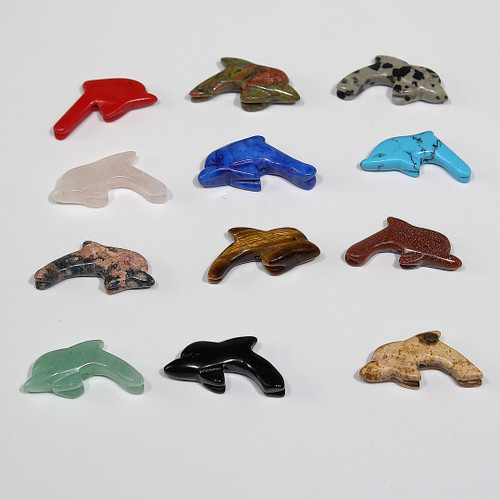 Dolphin Beads | 50 CT Mixed Bag