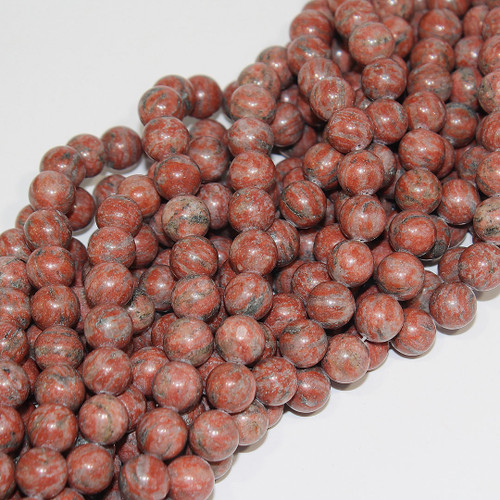 Brazilian Agate Beads | 10 mm