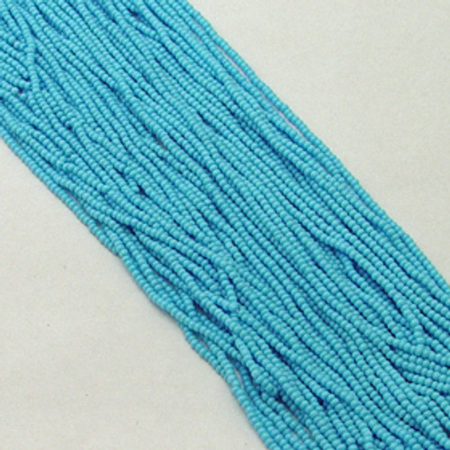 Light Blue #11 seed bead | Opaque