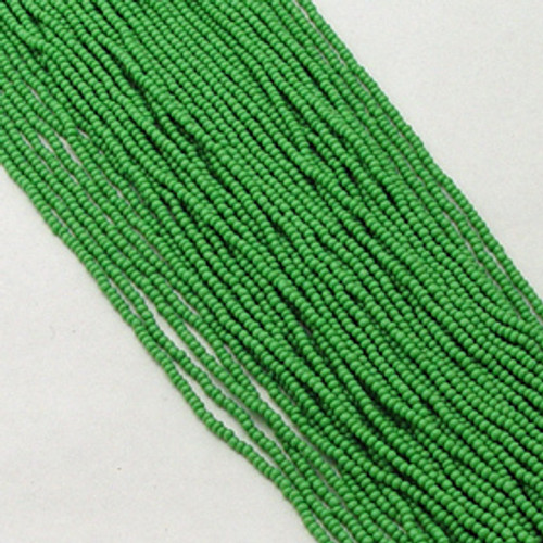 Light Green #11 seed bead | Opaque
