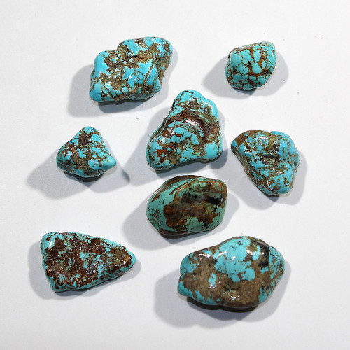 Kingman Turquoise Nuggets | Lot 9