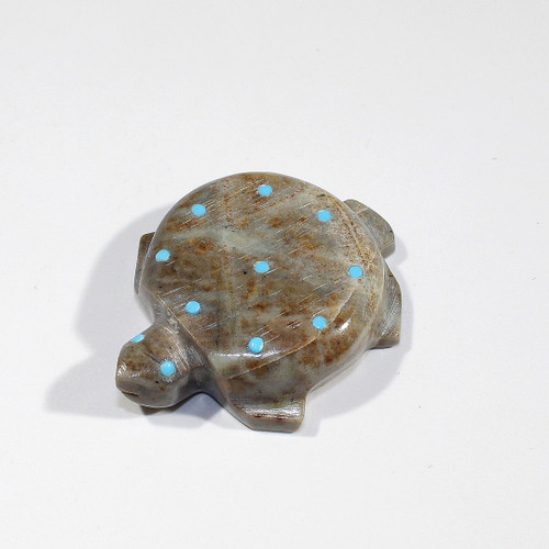 Turtle Fetish by Todd Etsate | Picasso Marble