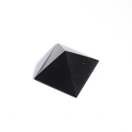 Shungite Pyramid | 1.25 X 1.25 inches