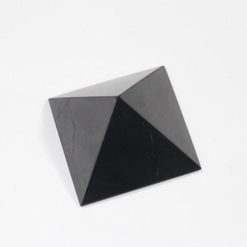 Shungite Pyramid | 1.75 X 1.75 inches