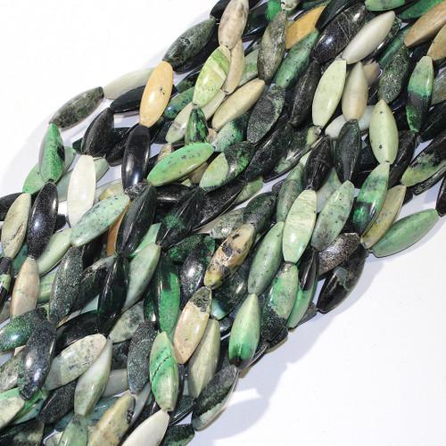 American Jade Large Rice | 3 Sided