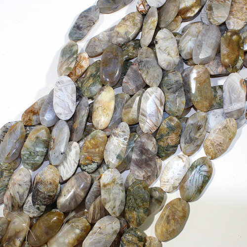 Russian Lace Agate | 20 x 40 mm