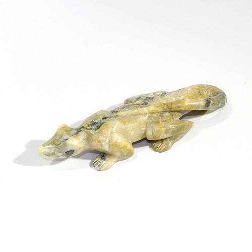Nelson Yatsattie Lizard Fetish | Bumble Bee Jasper