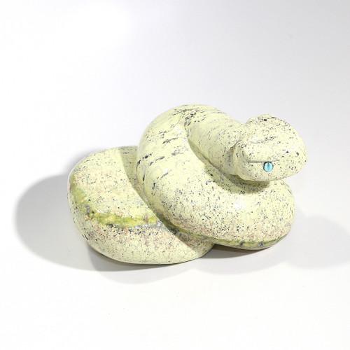 Brian Yatsattie Rattlesnake Fetish | Ricolite
