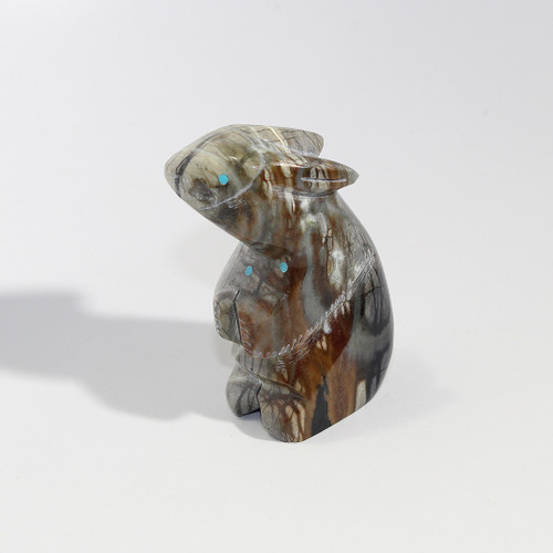 Stewart Alonzo Rabbit Fetish | Picasso Marble