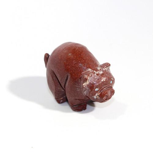 Albert Livingston Pig Fetish | Pipestone