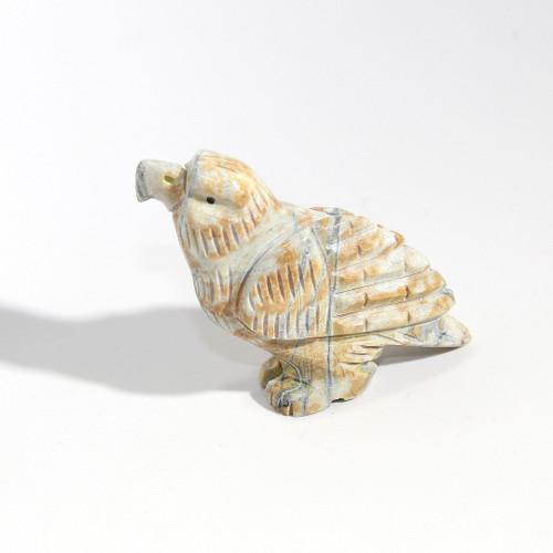 Albert Livingston Eagle Fetish | Picasso Marble