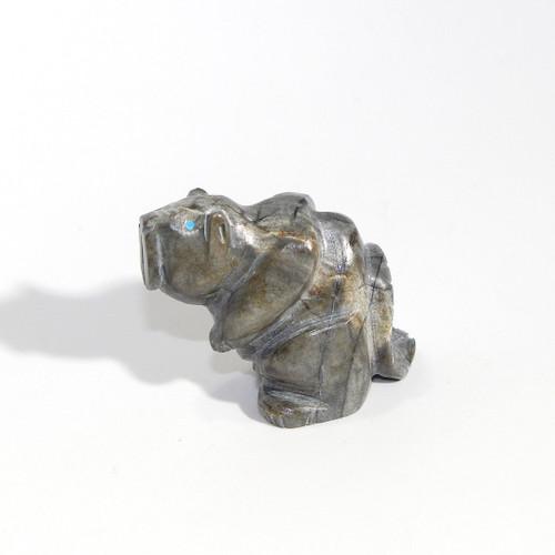 Albert Livingston Beaver Fetish | Picasso Marble #4