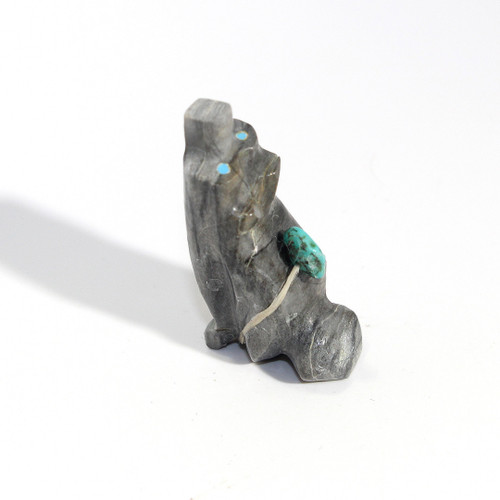 Kelly Lementino Coyote Fetish | Picasso Marble #2