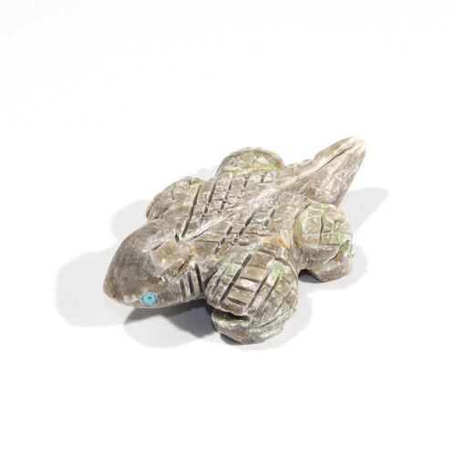 Elouise Lee Horned Toad Fetish | Alabaster