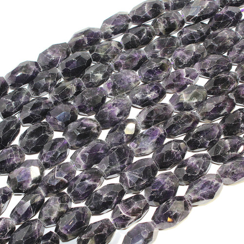 Amethyst Large Faceted Nuggets